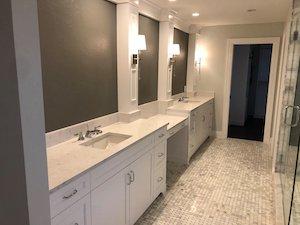 Custom Built Richardson Homes Dual Vanity-13 Ideas To Customize Your Home (Part 2 Of 2)-Richardson Custom Homes-Fort Myers-300x225jpg