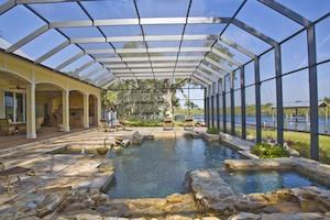 Custom Built Richardson Homes Pool-13 Ideas To Customize Your Home (Part 2 Of 2)-Richardson Custom Homes-Fort Myers-300x200jpg