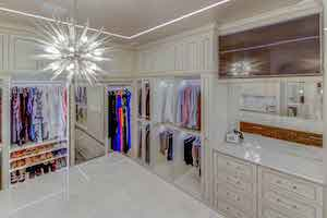 Dressing Room-13 Ideas To Customize Your Home (Part 2 Of 2)-Richardson Custom Homes-Fort Myers-300x200jpg