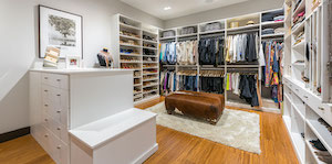 Dressing Room Closet-13 Ideas To Customize Your Home (Part 2 Of 2)-Richardson Custom Homes-Fort Myers-300x149jpg