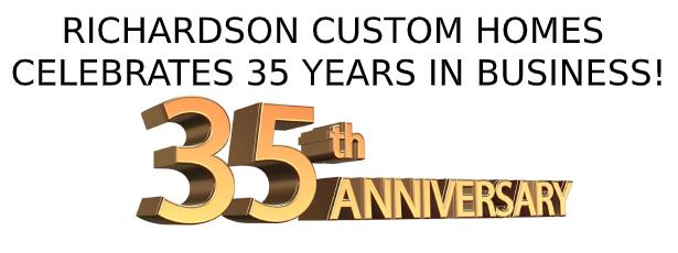 Celebrating 35 years in business - Fort Myers - Richardson Custom Homes